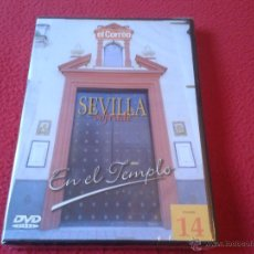 Cine: DVD VIDEO SEVILLA COFRADE EL CORREO DE ANDALUCIA EN EL TEMPLO VOLUMEN 14 PRECINTADO NUEVO. Lote 40660610