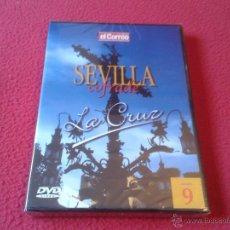 Cine: DVD VIDEO EL CORREO DE ANDALUCIA SEVILLA COFRADE SEMANA SANTA VOLUMEN 9 PRECINTADO NUEVO LA CRUZ. Lote 40660898