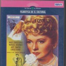 Cine: CARTA DE UNA DESCONOCIDA DVD (MAX OPHULS) + FOLLETO 16 PÁGS: ESENCIAL E IMPRESCINDIBLE.(LEER). Lote 40666190