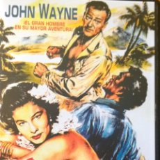 Cine: EL GRAN JIM MCLAIN. JOHN WAYNE-NANCY OLSON- EDWARD LUDWIG-. Lote 40672996