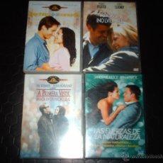 Cine: LOTE DE 4 DVDS ORIGINALES-AMOR- COMEDIA-ROMANTICAS. Lote 40669282