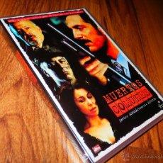 Cine: MUERTOS COMUNES JAVIER ALBALA ERNESTO ALTERIO DVD NUEVO PRECINTADO THRILLER AÑOS 70 D. Lote 40688432