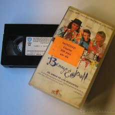 Cine: CINTA VHS ORIGINAL BENNY & JOON O EL AMOR DE LOS INOCENTES DESCATALOGADA. Lote 40730112