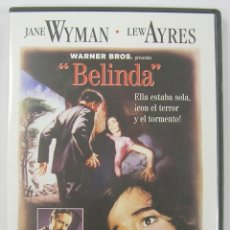 Cine: BELINDA, DIRIGE JEAN NEGULESCO CON JANE WYMAN Y LEW AYRES. WARNER BROS.. Lote 40771896