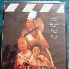 Cine: DVD TIGRE Y DRAGON. ANG LEE. NUEVO PRECINTADO. Lote 40845881