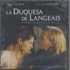 Cine: LA DUQUESA DE LANGEAIS (G.DEPARDIEU) ....PRECINTADO. Lote 40871805