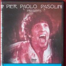 Cine: LOS CUENTOS DE CANTERBURY - PIER PAOLO PASOLINI . Lote 40876228