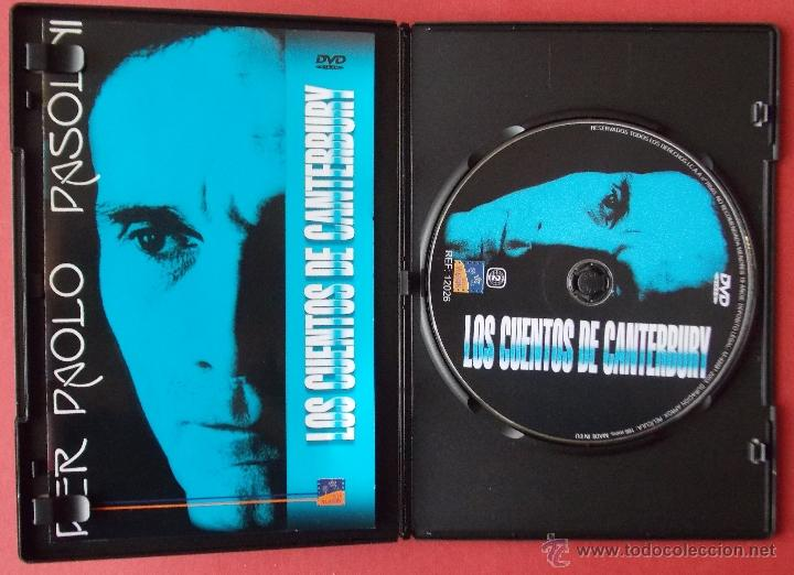 Cine: LOS CUENTOS DE CANTERBURY - PIER PAOLO PASOLINI - Foto 3 - 40876228