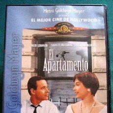 Cine: DVD EL APARTAMENTO OBRA MAESTRA. Lote 40902798