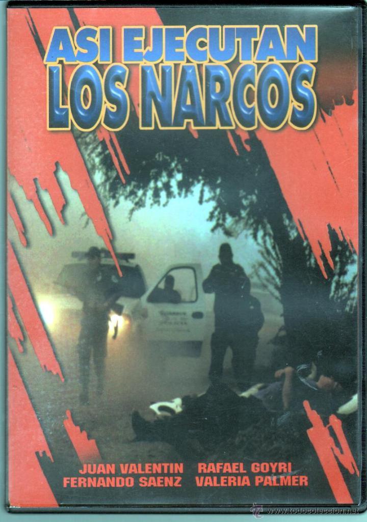 Cine Dvd Asi Ejecutan Los Narcos Juan Va Kaufen Filme Auf