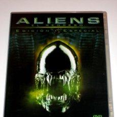 Cine: ALIENS EL REGRESO DVD ED. ESPECIAL 2 DISCOS MONTAJE ORIGINAL + MONTAJE EXTENDIDO. Lote 40933458