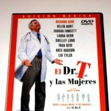 Cine: EL DR. T Y LAS MUJERES - ROBERT ALTMAN RICHARD GERE DVD. Lote 40940740