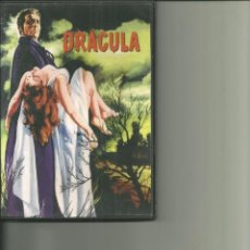 Cine: DRÁCULA. CHRISTOPHER LEE-PETER CUSHING.(LA 1ª). (P-2). Lote 43619459
