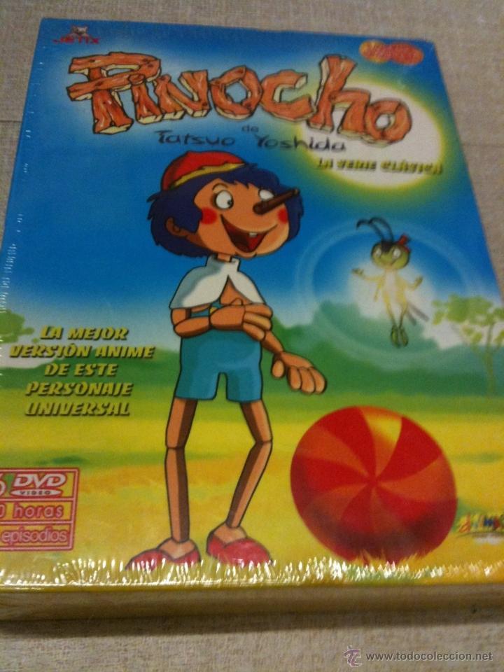 PACK 6 DVD - PINOCHO -NUEVO Y PRECINTADO (Cine - Películas - DVD)