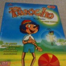 Cine: PACK 6 DVD - PINOCHO -NUEVO Y PRECINTADO. Lote 40981668