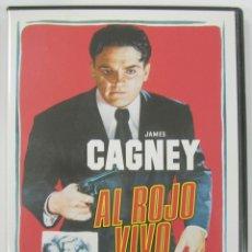 Cine: AL ROJO VIVO, DIRIGE RAOUL WALSH CON JAMES CAGNEY Y VIRGINIA MAYO.. Lote 40989323
