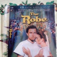 Cine: (THE ROBE) - LA TÚNICA SAGRADA - DVD - INGLÉS - SUB. INGLES - DTS. Lote 40995694