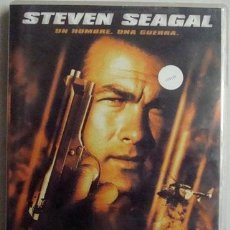 Cine: DVD MERCENARY STEVEN SEAGAL. Lote 41069122