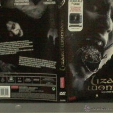 Cine: LIZARD WOMAN DVD TERROR TAILANDES - MANGA FILMS. Lote 41234241