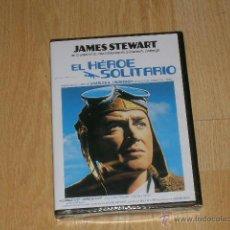 Cine: EL HEROE SOLITARIO DVD JAMES STEWART NUEVA PRECINTADA. Lote 288579968