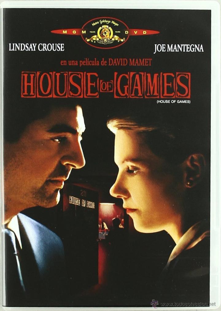 Casa de juegos house of games de david mamet comprar - Casas de peliculas ...