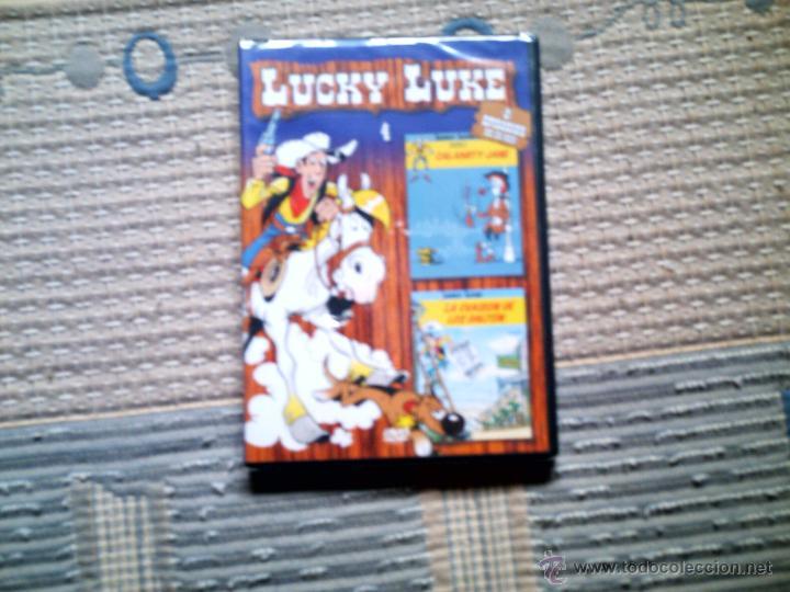DVD LUCKY LUKE Nº 4 (INCLUYE CALAMITY JANE Y LA EVASION DE LOS DALTON, 26 MIN. CADA UNO)(PRECINTADA) (Cine - Películas - DVD)