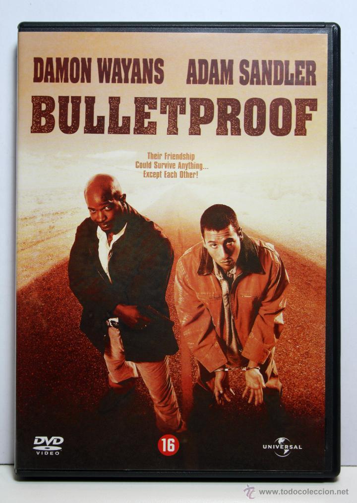 619546886f032 dvd bulletproof - adam sandler   damon wayans - Comprar Películas en ...