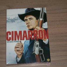 Cine: CIMARRON DVD GLENN FORD NUEVA PRECINTADA. Lote 160619418