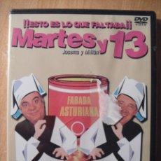 Cine: MARTES Y 13 - ENFABADOS - DVD PRECINTADO. Lote 41441999
