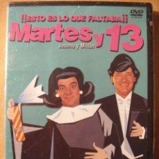 Cine: MARTES Y 13 - ¡¡VENGA!! - DVD PRECINTADO. Lote 41442023