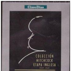 Cine: DVD 39 ESCALONES / THE RING - ALFRED HITCHCOCK - PRECINTADO. Lote 41446626