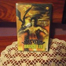 Cine: LA LEYENDA DE BRUCE LEE • KUNG FU-ARTES MARCIALES • DVD PRECINTADO. Lote 41474107