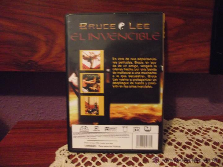 Cine: EL INVENCIBLE • BRUCE LEE • KUNG FU-ARTES MARCIALES - Foto 2 - 41477040