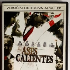 Cine: PELICULA DVD - ASES CALIENTES. Lote 41513918