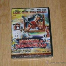 Cine: EMBOSCADA EN TOMAHAWK GAP DVD NUEVA PRECINTADA. Lote 98727219