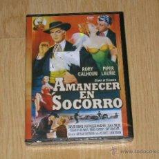 Cine: AMANECER EN SOCORRO DVD NUEVA PRECINTADA. Lote 218918968