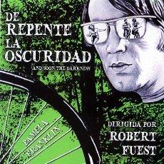 Cinema: DE REPENTE LA OSCURIDAD (DVD PRECINTADO NOVEDAD) TERROR RECOMENDADO - PAMELA FRANKLYN. Lote 199523448
