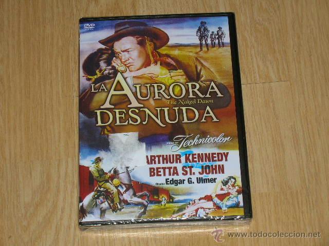 La Aurora Desnuda Dvd Arthur Kennedy Nueva Precintada