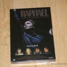 Cine: RAPHAEL SU VIDA LA PELICULA EDICION ESPECIAL 2 DVD 241 MIN. NUEVA PRECINTADA RAFAEL. Lote 98850244