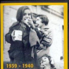 Cine: LOS AÑOS DEL NODO 1939-1940. DVD. VENCEDORES Y VENCIDOS. Lote 41780777