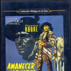 Cine: AMANECER EN PUERTA OSCURA. Lote 41781183
