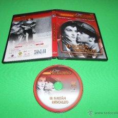 Cine: EL SULTAN DESCALZO - DVD - YOLANDA VARELA - GERMAN VALDES TIN-TAN - CINE MEXICANO -DESCATALOGADISIMA. Lote 41782465