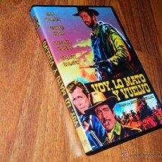 Cine: VOY LO LE MATO Y VUELVO ENZO G. CASTELLARI EDD BYRNES DVD COMO NUEVO WESTERN F. Lote 194946186