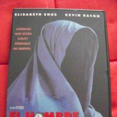 Cine: EL HOMBRE SIN SOMBRA (PAUL VERHOEVEN) (DVD DESCATALOGADO). Lote 42046394