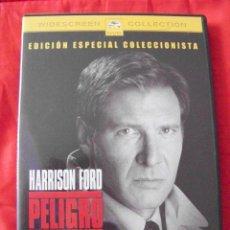 Cine: PELIGRO INMINENTE (EDICIÓN ESPECIAL COLECCIONISTA DVD). Lote 42048246