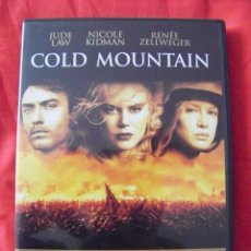 Cine: COLD MOUNTAIN (DVD). Lote 42048271