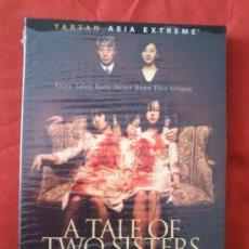 Cine: A TALE OF TWO SISTERS (DOS HERMANAS) (DVD REGIÓN 1, IMPORTACIÓN). Lote 42048658