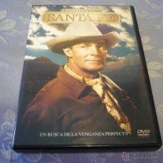 Cine: SANTA FE EN BUSCA DE LA VENGANZA PERFECTA ( RANDOLPH SCOTT ) DVD WESTERN OESTE P33. Lote 42135025