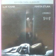 Cine: MIENTRAS DUERMES **DE JAUME BALAGUERO CON LUIS TOSAR Y MARTA ETURA. Lote 42186787