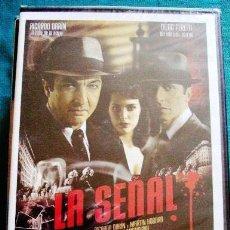 Cine: DVD LA SEÑAL CINE ARGENTINO CON RICARDO DARIN. Lote 42415477